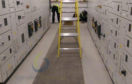 High Voltage Intake Room