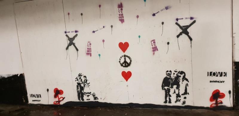 Banksy Art?